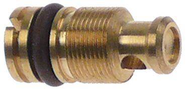 Angelo Po Kleinbranddüse PEL23/24 Bohrung 0,75mm M8x0,5