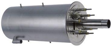 Bonamat Durchlauferhitzer mit Gewindebolzen ø 125mm Länge 280mm