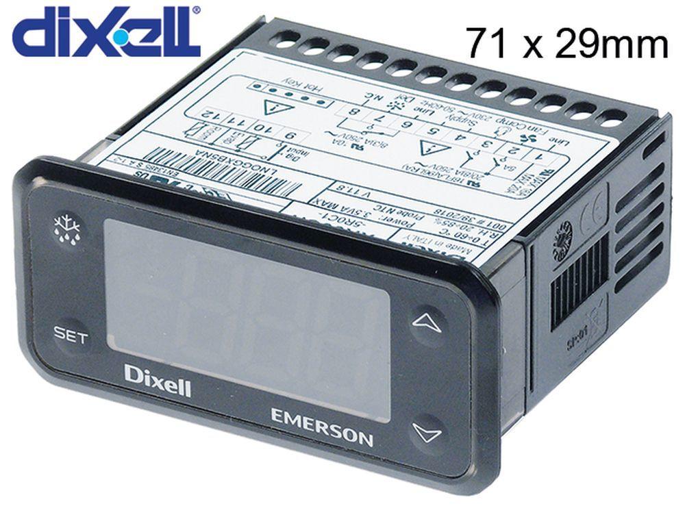 Elektronikregler DIXELL XR06CH-5R0C1