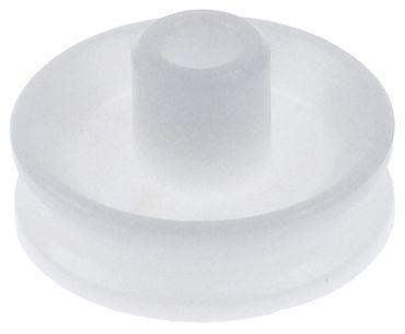 Electrolux Laufrolle für LS10, LS10DP, LS10UKRP ø 49mm weiß