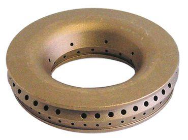 Gico Brennerdeckel für 700-138FEBA, 700-222FB mit Mittelloch