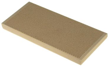 North Keramikplatte für Gyrosgrill Länge 162mm Breite 73mm
