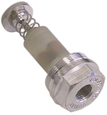 JUNKERS CH330-340 Magneteinsatz für Electrolux Länge 48mm M10x1