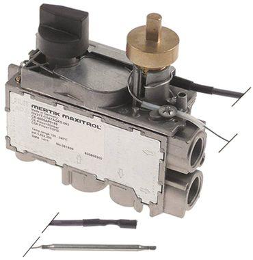 MERTIK Gasthermostat GV30T für Grillplatte Gas 162308, 162309
