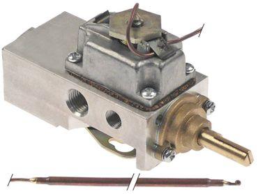 Gasthermostat COMSA006 Achsabflachung unten Achse 8,8x6,3x198mm
