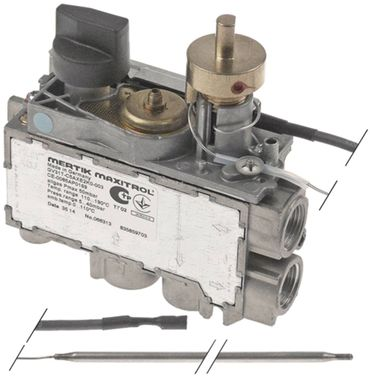 MERTIK GV31T-C5AXE2K0-001 Gasthermostat für Fritteuse Electrolux