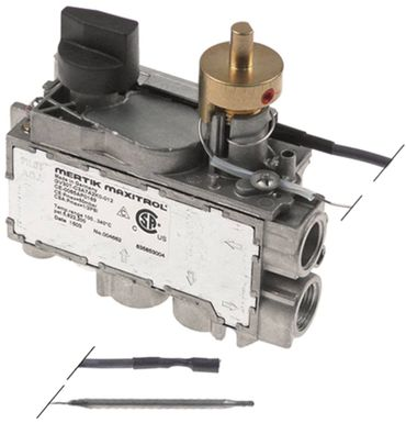 MERTIK Gasthermostat GV30T-C3A7A2K0-012 für Grillplatte Elektro