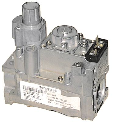 "Gasventil V4600C 230V 50Hz Gaseingang 1/2"" Gasausgang 1/2"" M11x1"