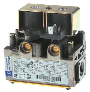Giorik Gasventil 0.830.041 für VG06MX, VG10MX, VG20MX 230V 50Hz