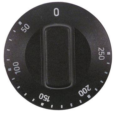 CONVOTHERM Knebel für HUD20.10, HUD20.20 für Thermostat ø 50mm