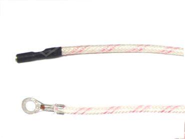 Cookmax Zündkabel Kabel 1,2m Anschluss ø 2,4mm/Öse