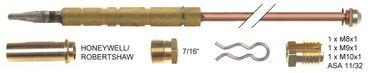 Thermoelementsatz für Capic W382552, W382562, Falcon G350-10