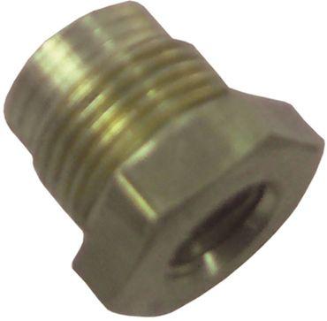 Electrolux Schraube für Thermoelement M8x1 IG / M12x1 AG 591022