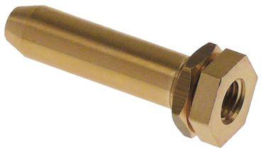 Falcon Thermoelementverschraubung Länge 45mm M12x1 ø 10mm M12x1