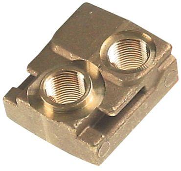 Ascobloc Grundplatte für Gasherd AGH210, AGH218, AGH410, AGH413