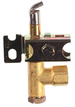 Zündbrenner Serie 100 1-flammig Bohrung ø 0,2mm