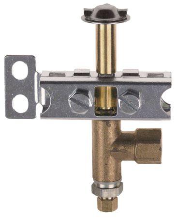 PRO-GAS Serie 100 Zündbrenner 3-flammig Bohrung ø 0,24mm