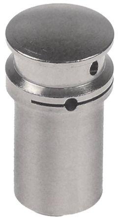 Bonnet Zündbrennerkopf 2-flammig Gewinde M10x1
