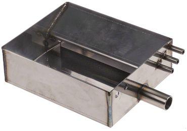 Ablaufwanne für Espressomaschine Länge 135mm Breite 110mm
