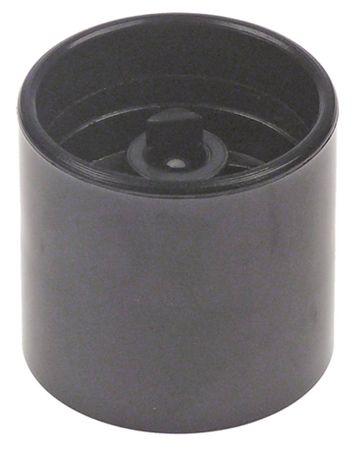 Drehgriff für Espressomaschine ø 46mm schwarz