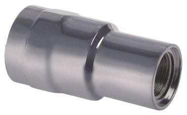 Ablaufrohr für Espressomaschine Länge 72mm Innen ø 28mm/19mm