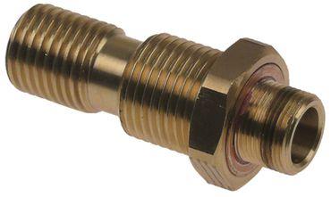 Aurora Verschraubung für Alexia, C M16x1 Länge 51,4mm Messing