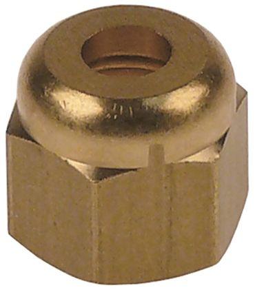 """Astoria-Cma Überwurfmutter 3/8"""" SW 20 für Espressomaschine, CKE"""
