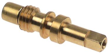Achse für Dampf-/Wasserhahn ø 12,7mm für Espressomaschine