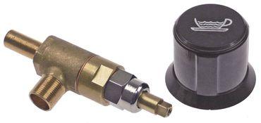 Bezzera Wasserhahn für Espressomaschine B2000 Ausgang M18x1,25