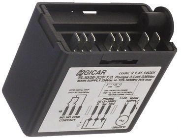 Niveauregler RL30/2E-2C/F T.O. Pompa 3 LED für Espressomaschine