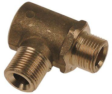 Astoria-Cma T-Stück Pumpe Messing für Espressomaschine, CK-CKE