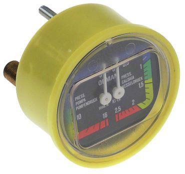 Astoria-Cma Manometer für Espressomaschine Anschluss rückseitig
