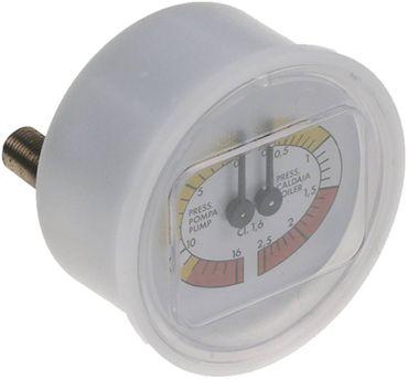 """Astoria-Cma Manometer für Espressomaschine Divina-AEP, Giada 1/8"""""""