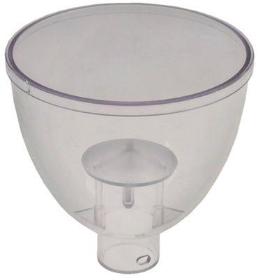 Ascaso Kaffeebohnenbehälter für Kaffeemühle I2, I2D mit Deckel