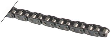 CB Kette 32 Glieder einfach DIN/ISO 05 B-1 Rolle ø 5mm