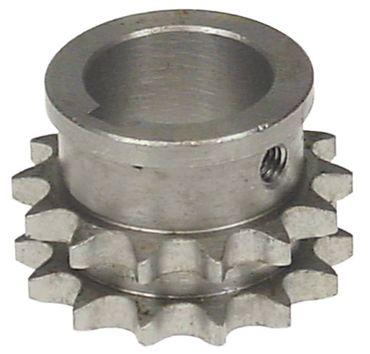 Alimacchine Kettenzahnrad für Teigknetmaschine NT20, NT30