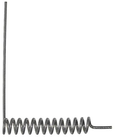 Alpeninox Drehfeder ø 18,8mm Länge 131mm Drahtstärke ø 3,2mm