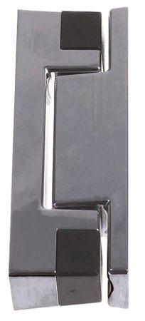 Kantenscharnier Serie 4500 für Kühlgerät EP links/rechts 24mm