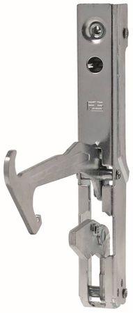 Backofenscharnier für Backofen Länge 155mm Breite 23mm 57mm 12mm