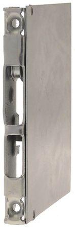 Gegenhalter für Scharnier EP links Länge 91mm Breite 14mm