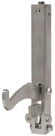 Backofenscharnier für Backofen Länge 207mm Breite 25mm 112mm
