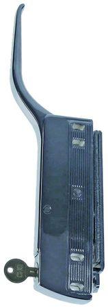 Magnetverschluss R25-1700-XC für Kühlgerät abschließbar