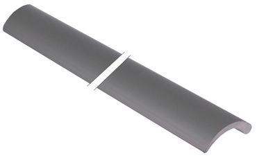 Griffstange Länge 825mm Aluminium halbrund