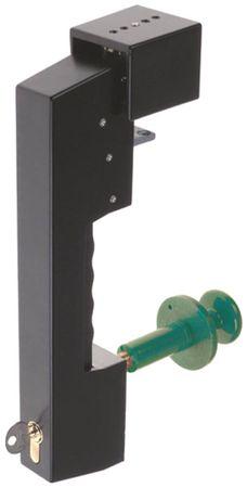 Kühlzellenverschluss G 995 für Kühlzelle Länge 300mm Breite 35mm