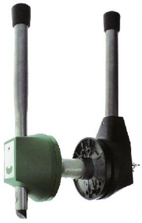 Kühlzellenverschluss EURO 2000 für Türstärke 76-80mm Ja