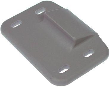 Kloben für Schnappverschluss Länge 115mm Breite 84mm Höhe 22mm