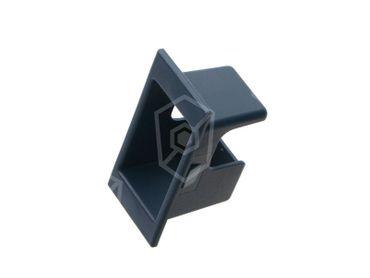 Abdeckung Türschloss für Kombidämpfer Elektro Breite 34mm