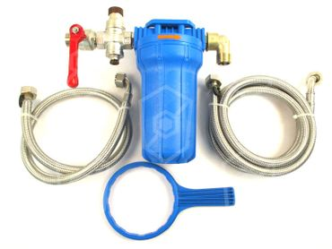Meiko Anschlussset für Spülmaschine für Osmose Gio-Modul