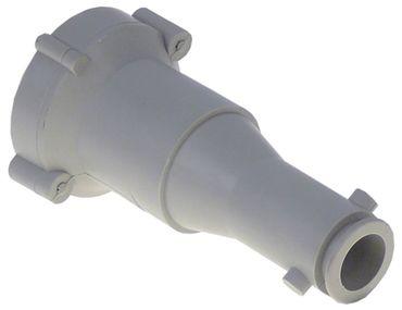 Überlaufrohr für Spülmaschine Comenda LF324A, LF700A, LF322A