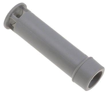 Silanos Überlaufrohr für Spülmaschine mit Kappe Länge 118mm